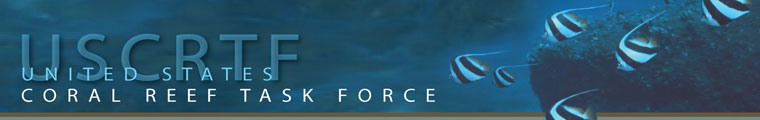 United States Coral Reef Task Force banner